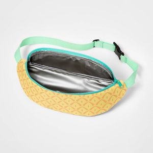Pineapple insulated cooler fanny pack for Sale in Washington, DC