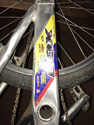 Old solid bmx frame. for Sale in Springfield, IL