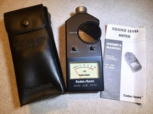 Analog Sound Meter for Sale in Port Orchard, WA