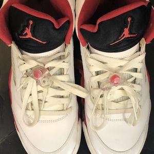 Retro Jordan 5s Men's Size 8.5 for Sale in Sierra Madre, CA