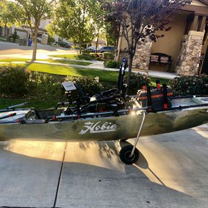 2020 Hobie Pro Angler for Sale in San Marcos, CA