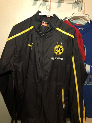 Puma BVB windbreaker jacket for Sale in Las Vegas, NV