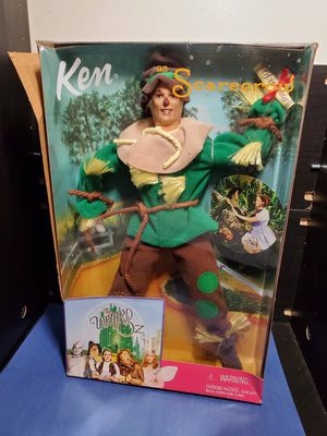 Ken As Scarecrow The Wizard of Oz Barbie for Sale in Long Beach, CA