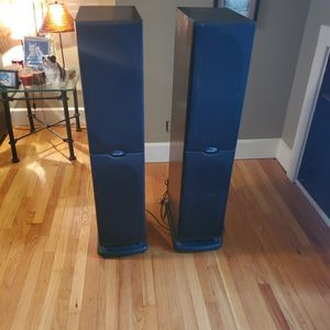 Polk Audio Tower Speakers for Sale in Greenwich, CT