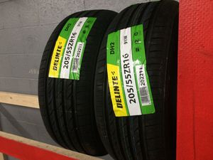 Brand New Tires. for Sale in Flint, MI