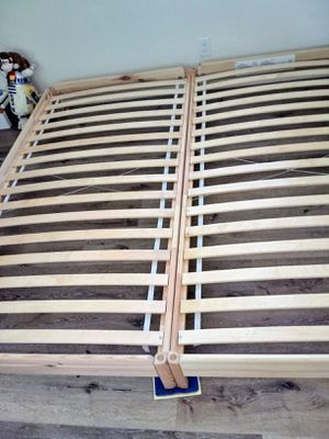 Ikea bed frame twin size for Sale in Monrovia, CA