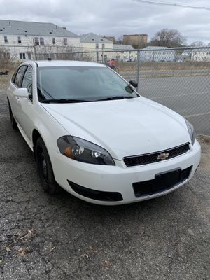 2012 Chevy impala automatic 120 K miles for Sale in Malden, MA