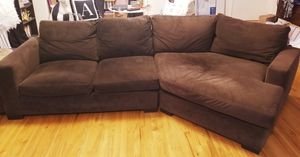 Room & Board Metro Sofa with Right-Arm Angled Chaise for Sale in New York, NY