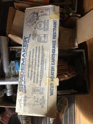 Water heater strap for Sale in Visalia, CA
