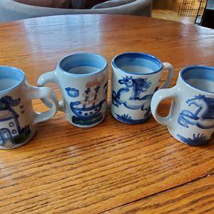 M.A Hadley Mugs - 4 for Sale in Santa Ana, CA