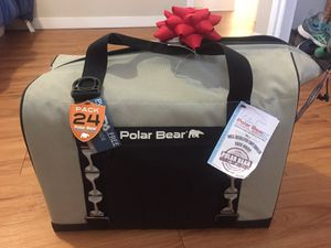 Cooler - Polar Bear Eclipse 24 pack - brand new for Sale in Santa Monica, CA