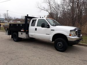 2002 Ford F450 7.3L DIESEL 4X4 EXT CAB 'DUALLY' for Sale in Providence, RI