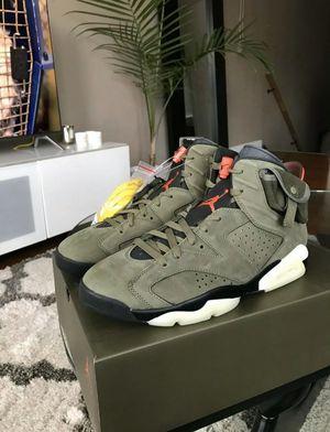 Travis Scott Jordan 6 size 11 for Sale in Mountain View, CA