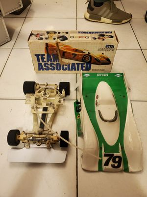 Team Associated Rc 12 i 1/12 Scale Electric Competition RC Car for Sale in Huntington Beach, CA