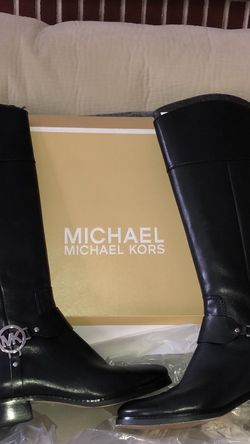 Michael Lord Black Dress Boots for Sale in Mill Hall,  PA