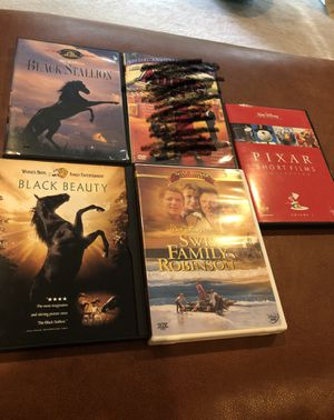 Kid / Family DVD'S for Sale in Kent, WA
