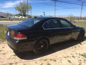 2002 BMW 745i for Sale in Los Angeles, CA