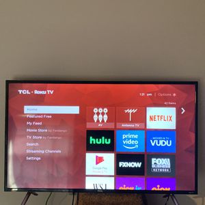 "TCL Roku Smart Tv 49"" for Sale in Indianapolis, IN"