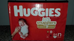Huggies Newborn Diapers for Sale in Fort Worth, TX