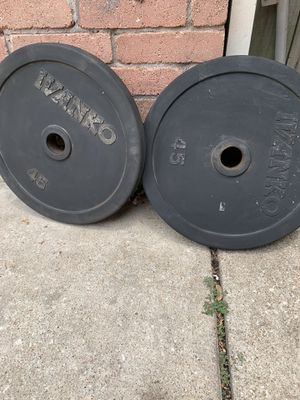 Rubber weights for Sale in Houston, TX