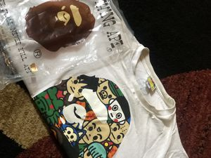 Bape Tee, Baby milo for Sale in Nottingham, MD