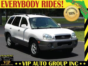 2004 Hyundai Santa Fe for Sale in Clearwater, FL