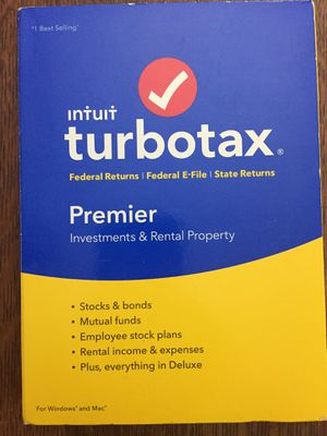 Turbo Tax for Sale in Austin, TX