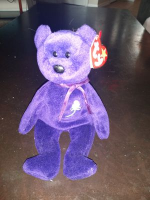 Princess Diana beanie baby for Sale in Haines City, FL