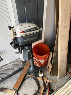 Evinrude 3hp outboard for Sale in Maple Valley, WA