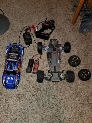 Traxxas Rustler VXL Brushless for Sale in Maize, KS