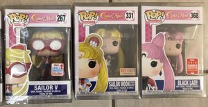 Sailor Moon Exclusive Funko Pops for Sale in Los Angeles, CA