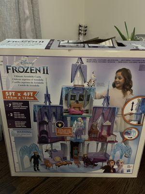 Frozen 2 castle for Sale in Roselle, IL