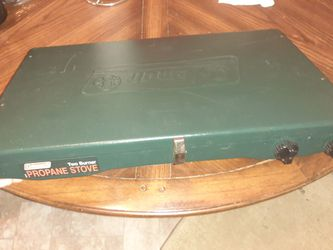 Coleman propane two burners stove. for Sale in TRI CITIES,  WA