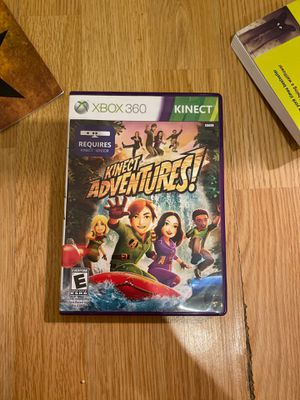 Xbox 360 Kinect adventures game for Sale in Brooklyn, NY