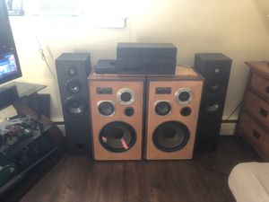 Loud ass speakers for Sale in Cheltenham, PA