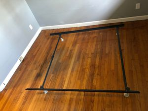 Queen Size Bed Frame for Sale in Raleigh, NC