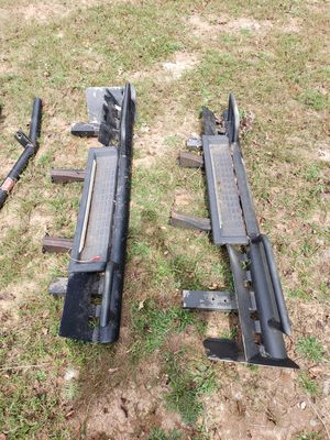 Side steps and rear bumper for Sale in Lebanon, TN