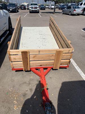 4x7 Utility trailer for Sale in San Diego, CA