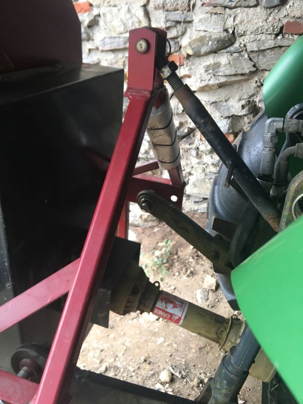 3 Point Hitch Mount Wood Chipper