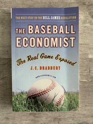 The Baseball Economist book for Sale in Selma, CA