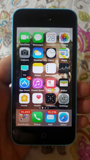 Used, T-mobile Iphone 5C factory Unlocked 16GB .. READ DESCRIPTION ! for Sale for sale  Bronx, NY