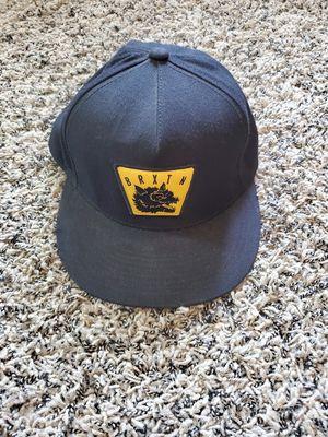 Mens Brixton black snap back hat, very good condition located in yorba linda for Sale in Yorba Linda, CA
