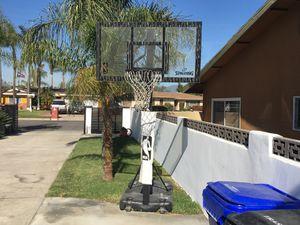 Portable Basketball Hoop for Sale in San Bernardino, CA