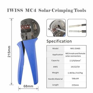 A-2546B MC4 Crimping tool for Sale in Long Beach, CA