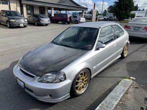 1999 Honda Civic Hatchback for Sale in Sumner, WA