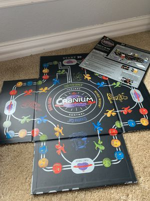 Cranium Black Wow Board Game for Sale in Lucas, TX