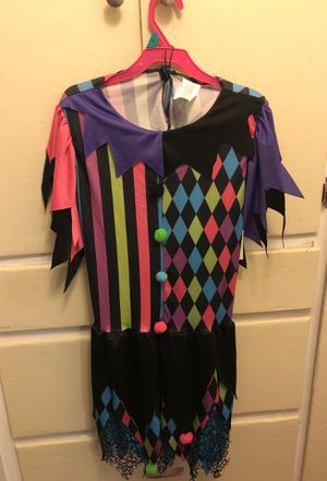 Girls clown costume XL for Sale in Paramount, CA