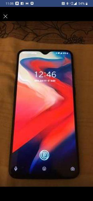 OnePlus 6T 8GB/128GB unlocked for Sale in Alexandria, VA