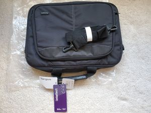 """Brand new Targus Intellect 15.6"""" laptop bag notebook bag for Sale in Mount Prospect, IL"""