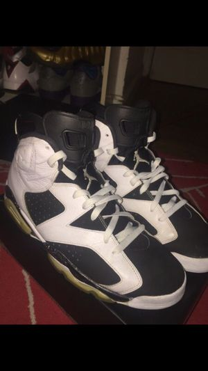 Jordan 6 size 12 for Sale in Forest Heights, MD